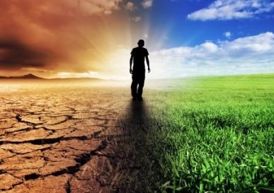 22300078 - a climate change concept image